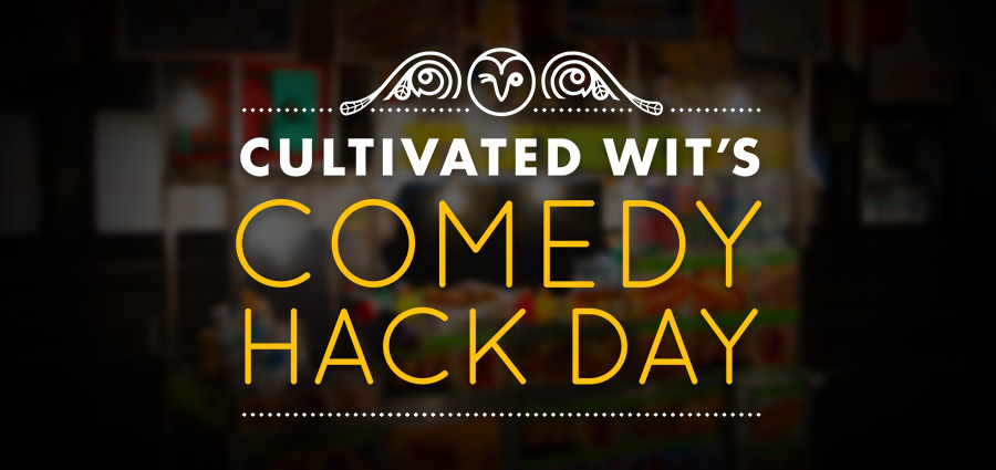 New York's Comedy Hack Day 2015